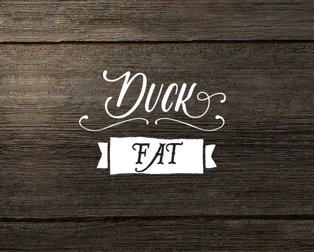 Muscovy duck fat