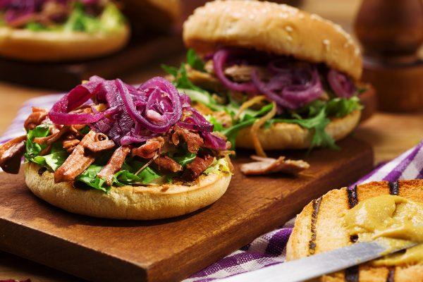 Cubano sandwich de Mme Canard